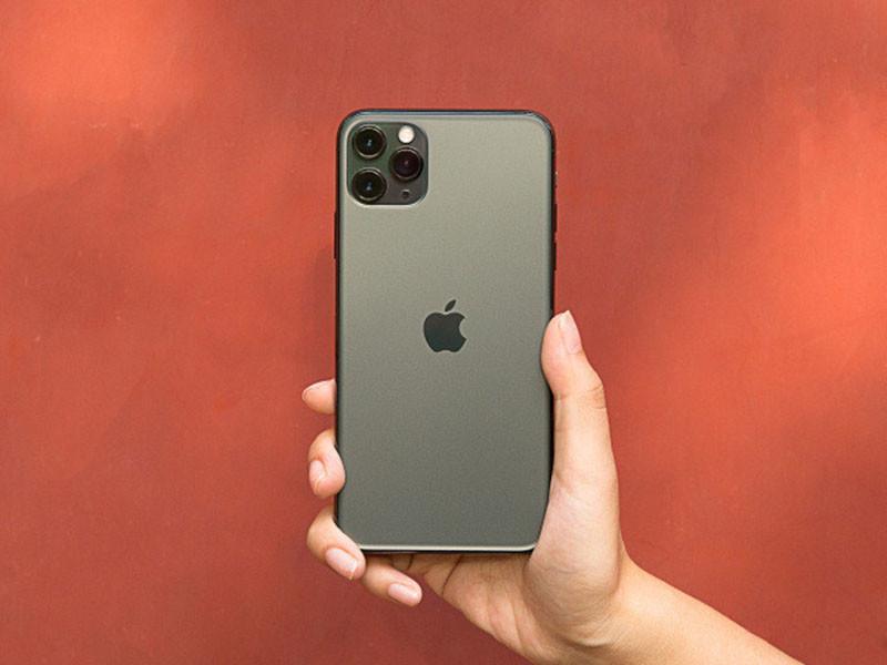 苹果iPhone11ProMax(256GB)整体外观第4张