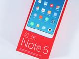 红米Note 5(3+32GB)机身细节第5张图