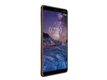 诺基亚7 plus(4+64GB)黑色