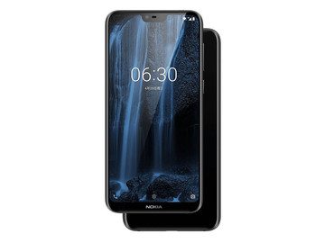 Nokia X6(4+64GB)黑色