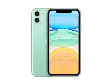 苹果iPhone11(256GB)绿色