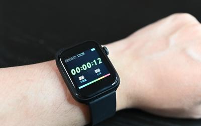 運動玩伴,生活助手,咕咚智能手表F3體驗